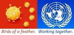 CCP+UN. Birds of a feather.