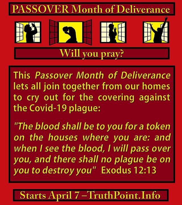 Will you pray?