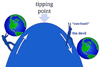 We are past the tipping point.