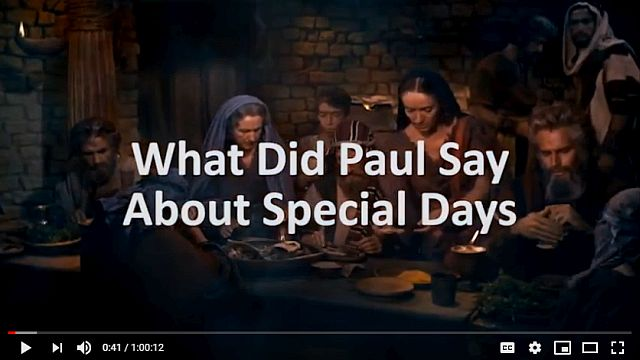 Translating Paul