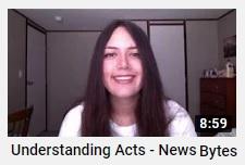 Understanding Acts