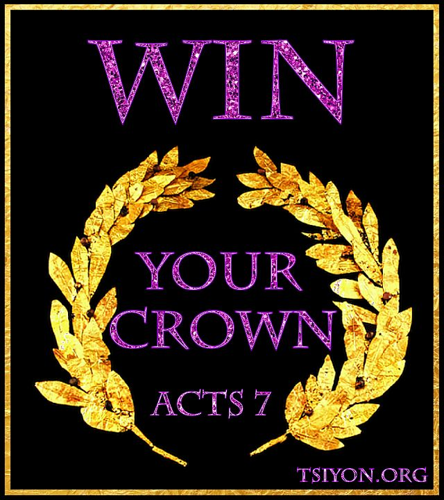 Win Your Crown Acts 7