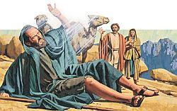Saul meets Messiah