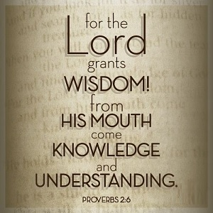 Wisdom from the Bible