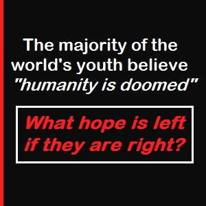 What if they are right?