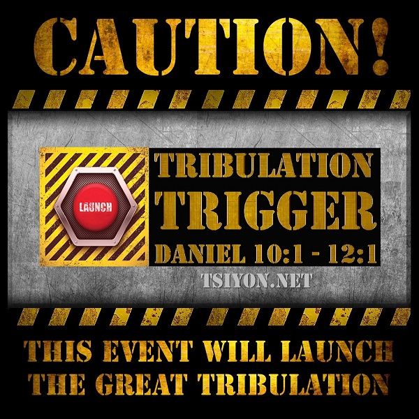 Tap to read this week's Tsiyon News edition about the Tribulation Trigger