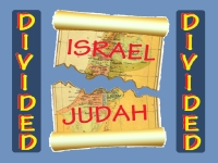 Israel and Judah Divided