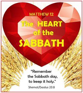 Heart of the Sabbath