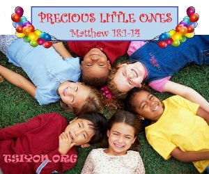 It is not the will of your Father who is in heaven that one of these little ones should perish. Matthew 18:14