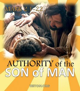 Authority of the Son of Man