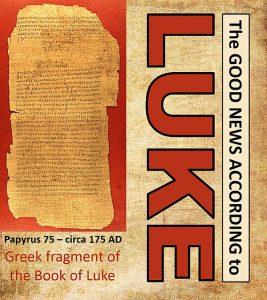 Read the Gospel of Luke