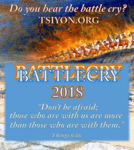 Battlecry 2018